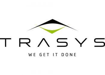 TRASYSlogotype_greenversion_baselineblack